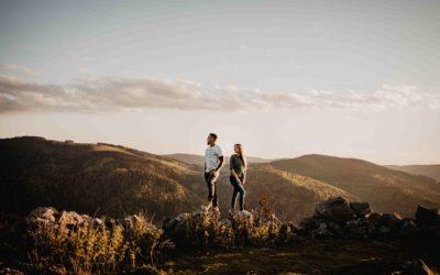 Engagement Shooting im Schwarzwald